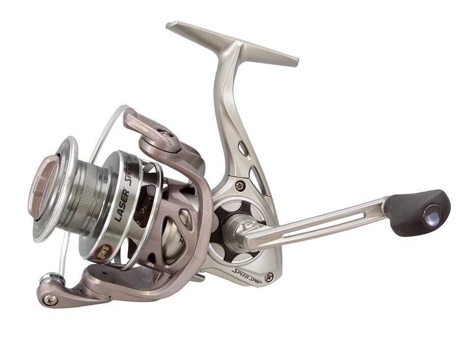 Lew's Laser G Speed Spin LSG100 Spinning  Fishing Reel  sell like hot cakes