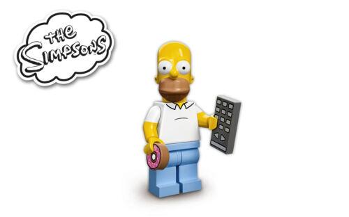 Lego Minifigures Serie The Simpsons Homer Jay Simpson 1//16 71005