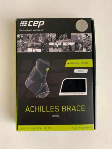 CEP Ortho Achille Brace Soutien Maximum Medical Grade Compression Recovery
