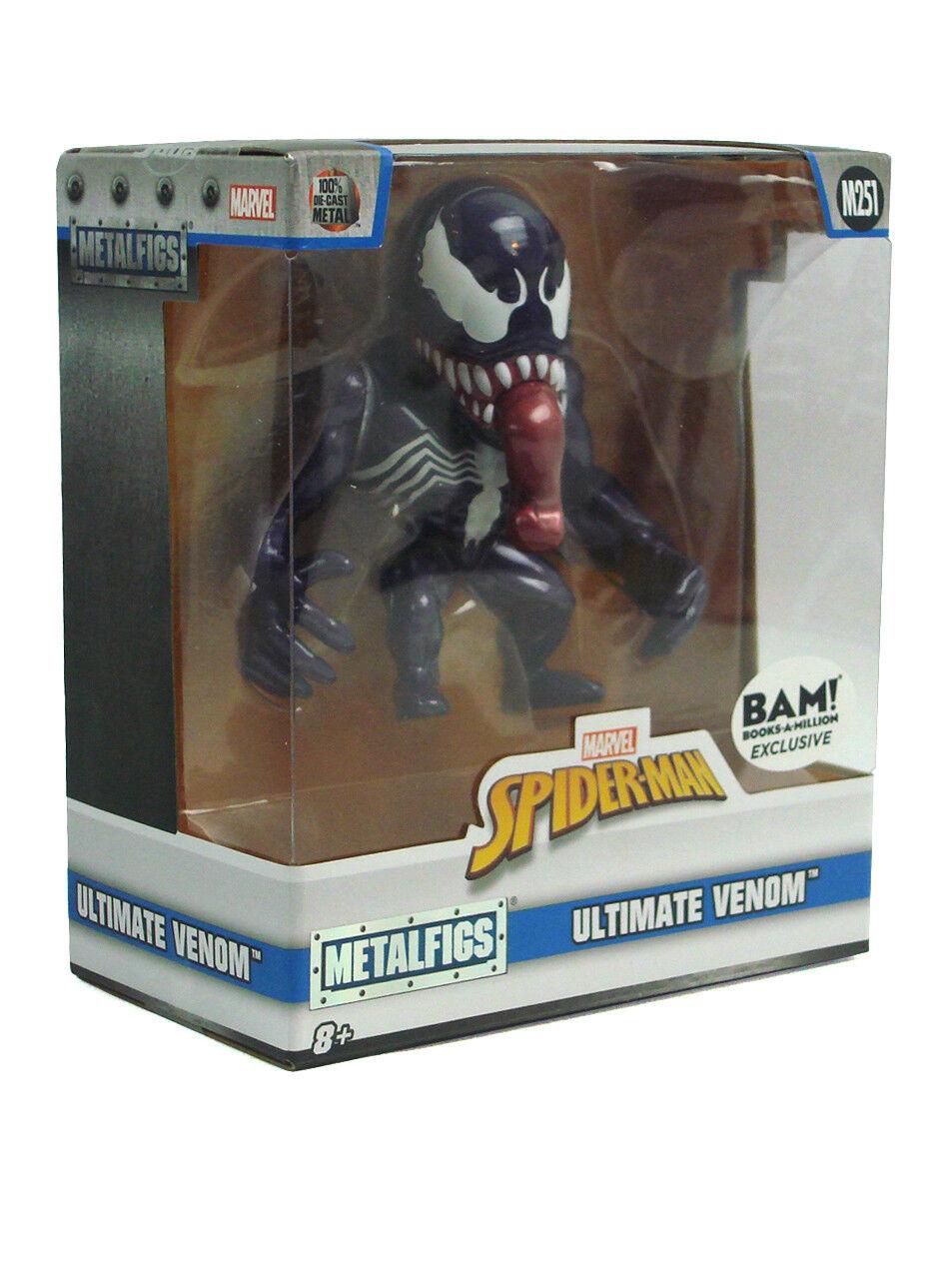 # 99236 Books-A-Million Exclusive M251 Jada Metalfigs Utlimate Venom