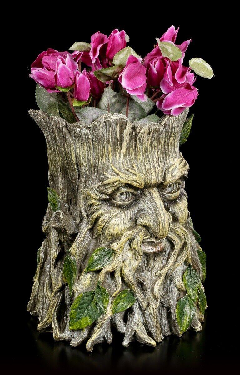 Flowerpot - Grün Man Tree - - - Fantasy Tree Spirit Flowerpot 9d301e