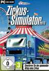 Zirkus-Simulator 2013 (PC, 2013, DVD-Box)