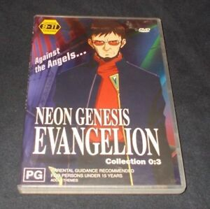 NEON-GENESIS-EVANGELION-COLLECTION-0-3-DVD-REGION-4-amp-2-VGC