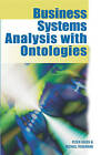 Business Systems Analysis with Ontologies by IGI Global (Hardback, 2005)