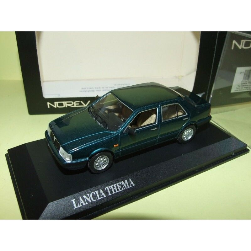 LANCIA THEMA green NOREV 1 43