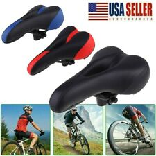 Bicycle Bike Cycle Saddle Road Mountain Sports Soft Cushion Pad Seat Gel U6L5
