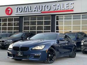 2016 BMW 6 Series //M SPORT | LOADED | NO ACCIDENTS