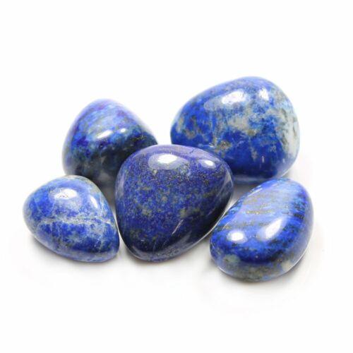 un grado Lapislázuli tumblestone-Cristal Curación Reiki 20-30mm 2 X Large