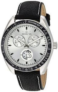 Invicta-24929-Character-Collection-Men-039-s-42mm-Stainless-Steel-Silver-Dial-Watch