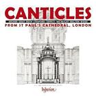 Canticles from St.Paul's Cathedral von Johnson Carwood/St. Paul's Cathedral Choir