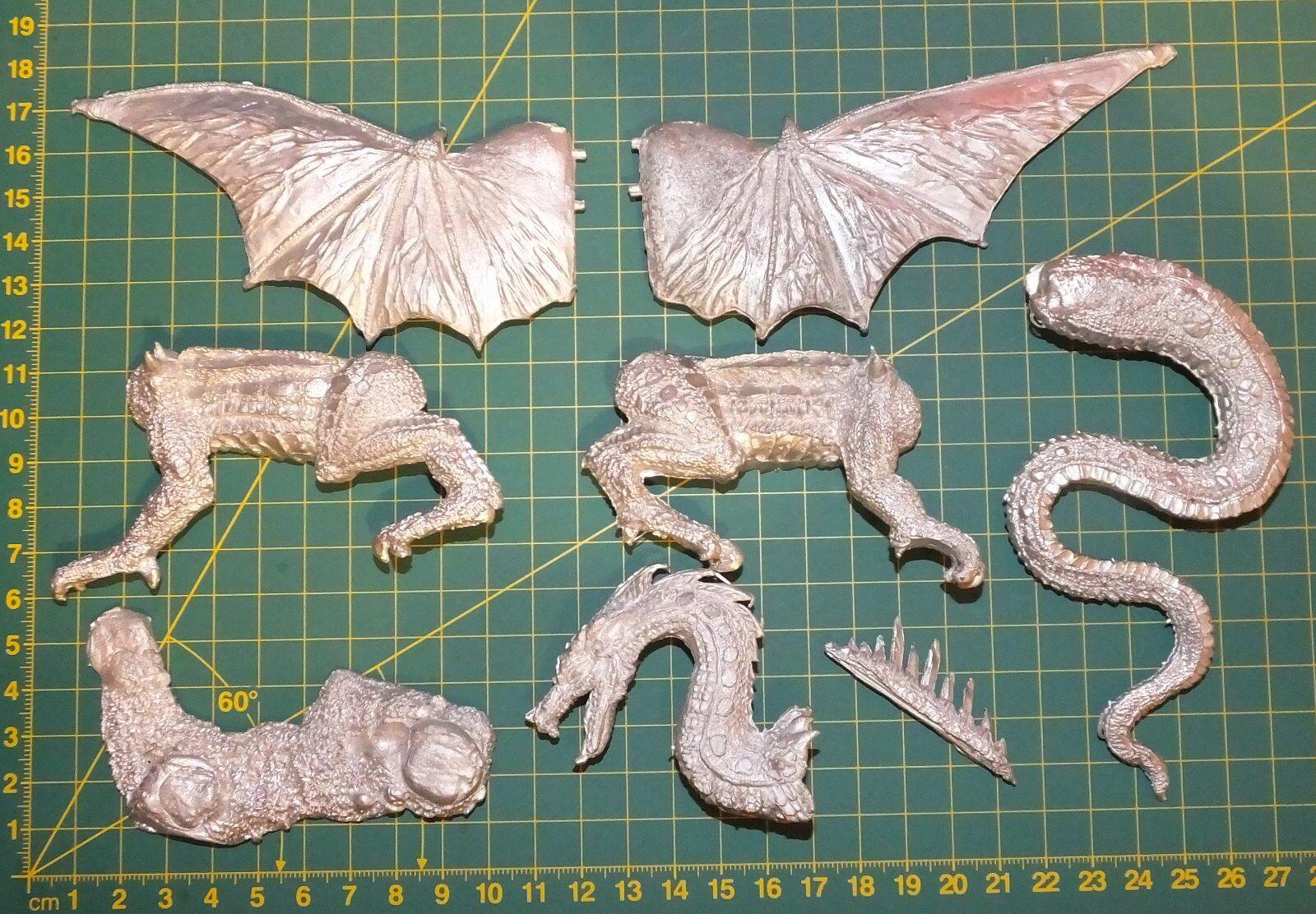 Citadel Fantasía Warhammer Dungeons & Dragons Gran Emperador Dragon fuera de imprenta