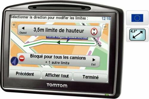 TOMTOM GO7000 GPS NAVIGATION SET CAR VAN TRUCK BUS LIKE GO930 GO920 GO730 GO720