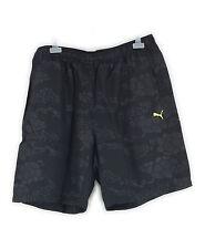 PUMA Herren Hose Ct graphic Woven Shorts 8 Zoll 509827 02, Gr XXL, Farbe Schwarz