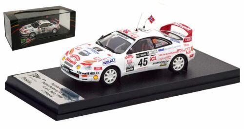 Trofeu Rruk 14 Toyota Celica GT cuatro #45 Rac 1998-Petter Raikkonen escala 1//43