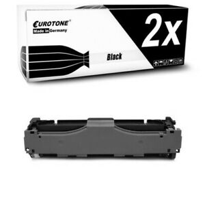 2x Cartridge Black for Canon I-Sensys MF-729-Cx LBP-7200-cn MF-728-Cdw