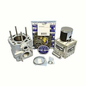 Polaris-Indy-600-Cylindre-Pistons-Haut-Fin-Joint-1984-1987-EC60PL-65-50mm-O-S