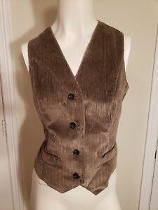 Dolce-amp-Gabbana-36-Brown-Vest