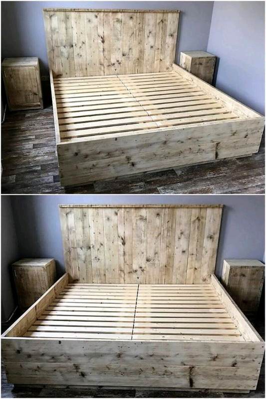Pallet beds for sale   Sunninghill   Gumtree Classifieds ...