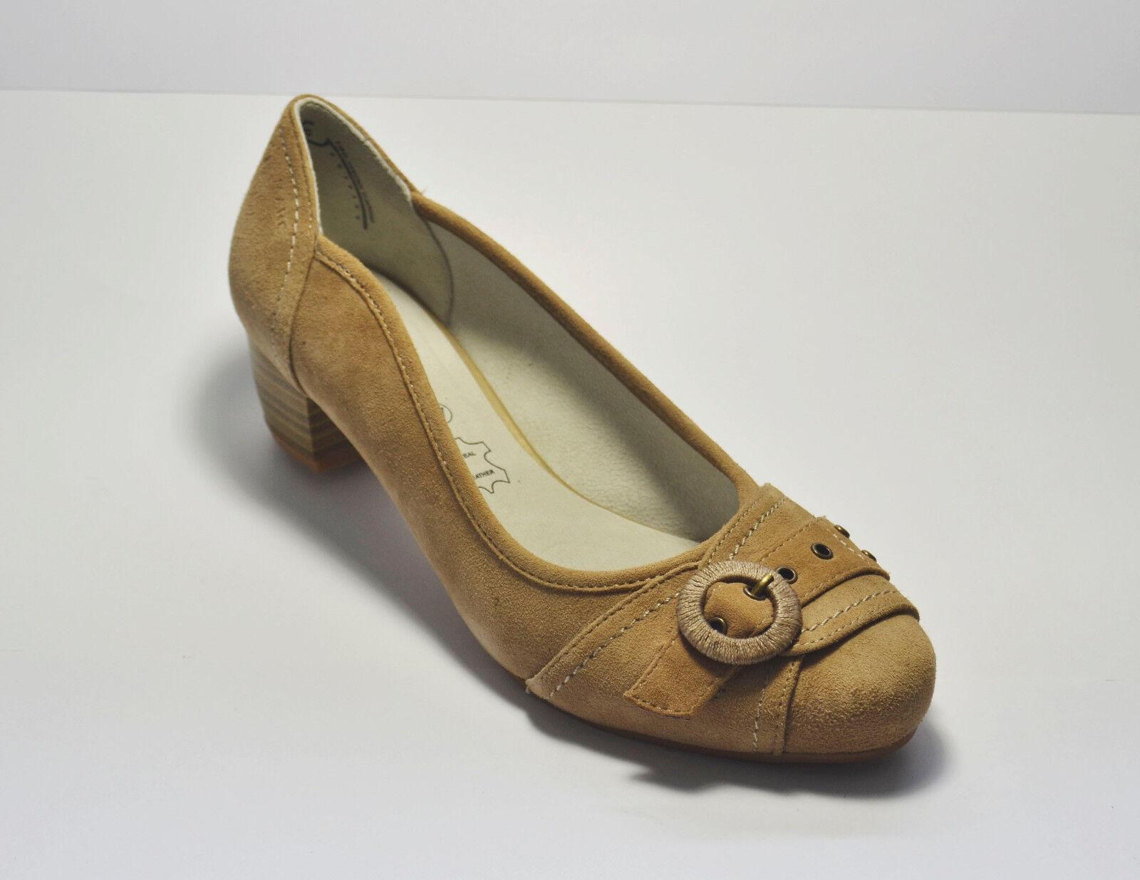 Marc chaussures femmes Escarpins beige Taille 40 (PE 1941 s)