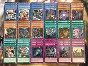 Yugioh-Tournament-Ready-to-Play-Vendread-54-Card-Deck-Zombie-Revendread-Slayer