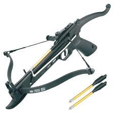 Target Practice Archery Crossbow Pistol 80lbs Cobra System Fiberglass