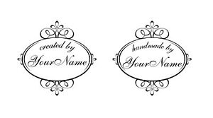 UNMOUNTED-PERSONALIZED-Handmade-BY-CUSTOM-RUBBER-STAMPS-C118
