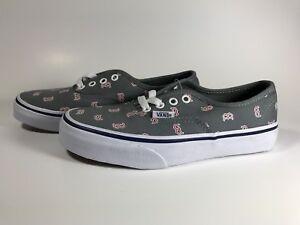 kids vans shoes size 3