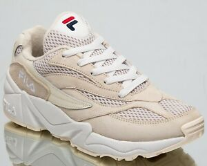 Details about Fila Womens Venom Low Top Antique White Active Lifestyle  Sneakers 1010600-00Y