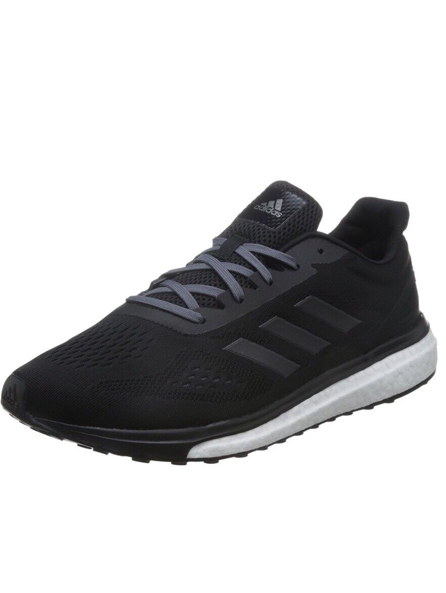 Adidas Response LT Men's Trainers Running Trainers Black  BA7541