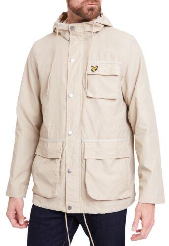 Escudo Stone capucha casual Chaqueta Scott con para ligero de Light hombre bolsillo Lyle Ygx8n7