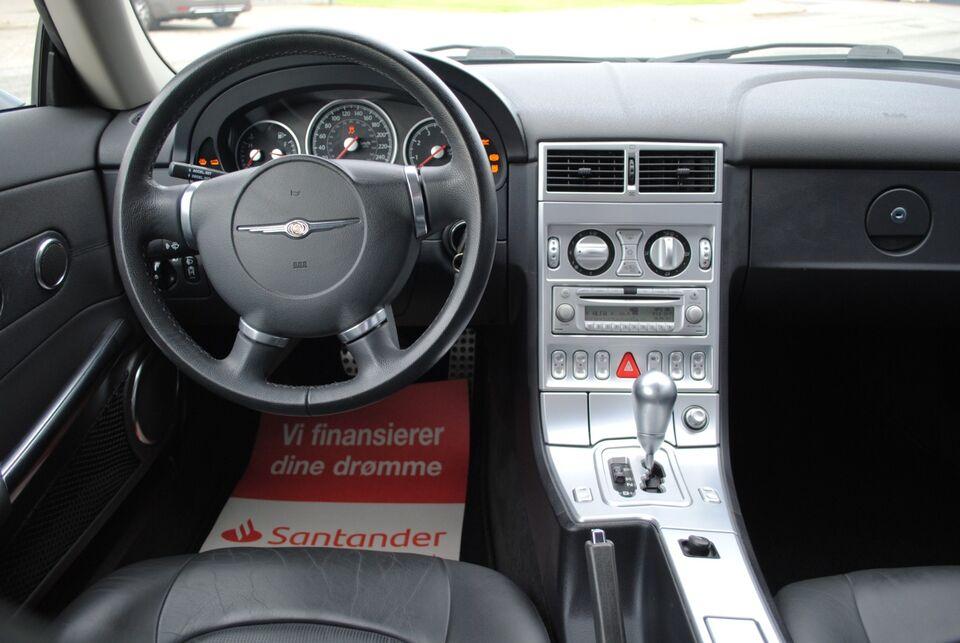 Chrysler Crossfire 3,2 Coupé aut. Benzin aut. Automatgear