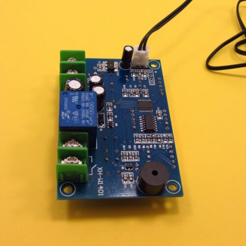 NTC Digital Temperature Control Module DC 12V Thermostat Multi-function