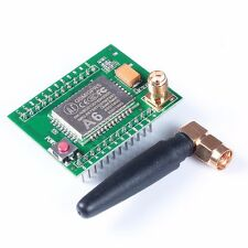 A6 GSM GPRS Module Quad Band SMS Voice with Antenna for Arduino DIY