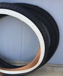 "26/""x 3.0 Beach Cruiser Tire Duro Color black Black//white gray//white red//white"