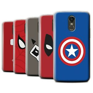 Gel-TPU-Case-for-LG-Stylus-3-Stylo-3-K10-Pro-Super-Hero-Comic-Art