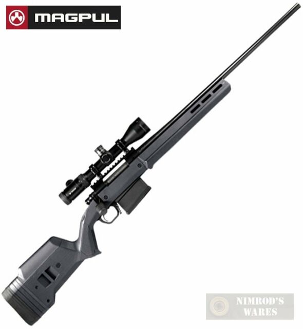 Magpul Hunter 700l Stock Remington 700 Long Action Gray Ebay