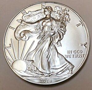 2018-American-Silver-Eagle-1-oz-BU