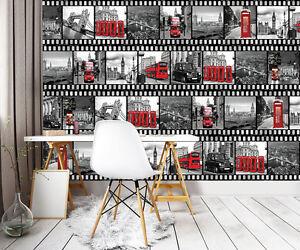Capable Papier Papier Peint Papiers Peints Photos Papier Peint La Fresque Tur Londres Rouge Ville 3fx10455 P4-afficher Le Titre D'origine Une Grande VariéTé De Marchandises