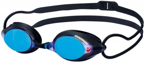 Cisnes espejadas gafas acolchado anti-niebla de larga duración Fina aprobado Modelo
