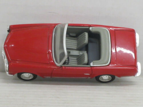New Ray ohne OVP Mercedes-Benz 280 SL Cabrio 1968 V.1 1:43 in rot