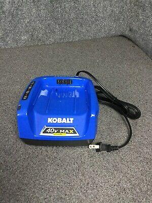 KOBALT KRC 60-06 2.2A 40V 40 VOLT MAX LITHIUM ION BATTERY CHARGER