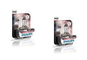2x-Philips-H4-12V-60-55W-P43t-Vision-Plus-60-mehr-Licht-Blister-12342VPB1