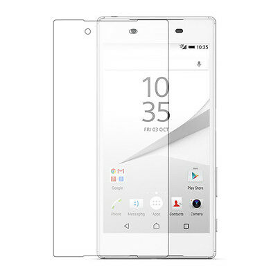 3X Clear Ultra Thin Screen Protector Guard Film For Sony Xperia Z5 / Z5 Dual