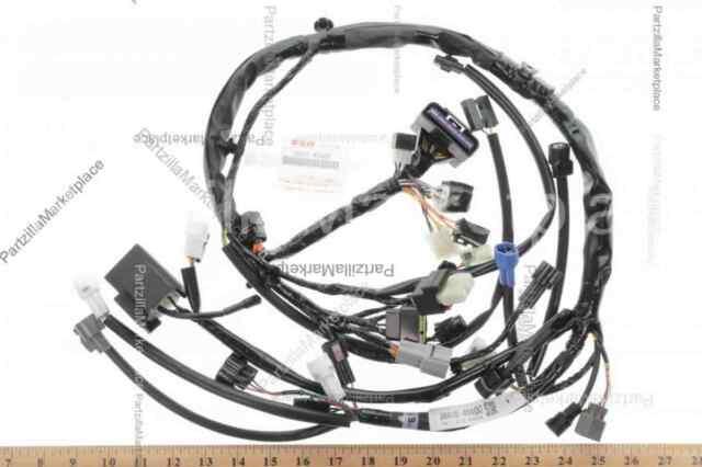 2006 Suzuki Ltr450 Ltr 450 Main Wire Harness For Sale