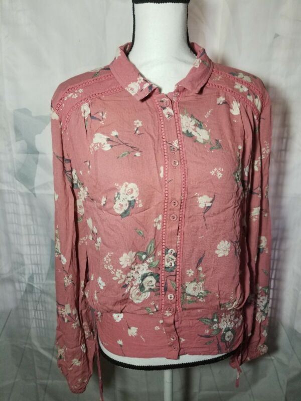 American Rag Cie Womens Blouse Canyon Rose Packing Of Nominated Brand