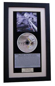 EMINEM-Slim-Shady-LP-CLASSIC-CD-Album-GALLERY-QUALITY-FRAMED-EXPRESS-GLOBAL-SHIP