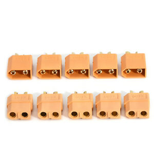New-5-Pairs-XT60-Male-Female-Bullet-Connectors-Plugs-for-RC-Lipo-Battery