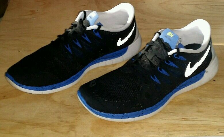 Men's Nike Free Run  5.0 iD Comfortable New shoes for men and women, limited time discount