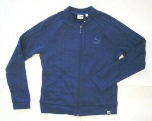 f8178f7cf438a Women's Puma Archive Logo T7 Track Jacket, New blue Sport LIfe ...