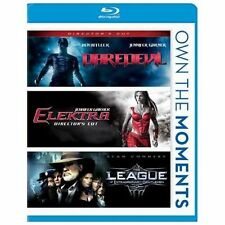 BLU-RAY Daredevil, Elektra, The League of Extraordinary Gentlemen (Blu-Ray) NEW